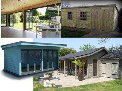 STABLES, TIMBER GARDEN BUILDINGS, TIMBER ANNEXES, GARDEN BUILDINGS, STABLES, TIMBER GARDEN ...